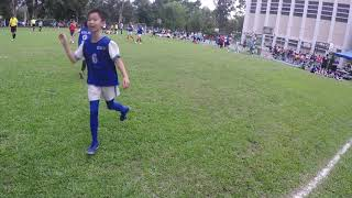 Publication Date: 2019-04-28 | Video Title: 正覺 vs 育賢 3:1 北區少年五人足球比賽 U11組 2