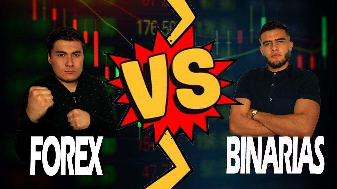 Forex vs Opciones binarias - Forex2me