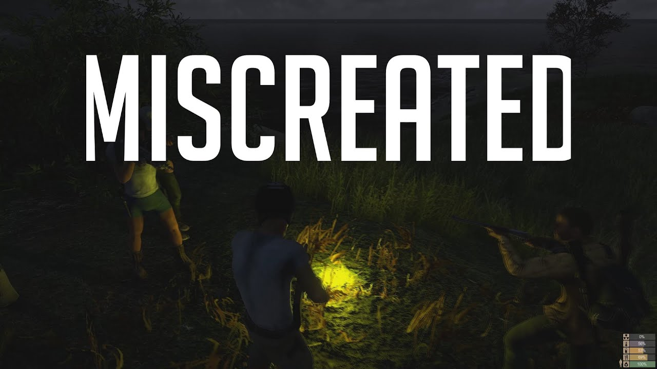 miscreated how to get started