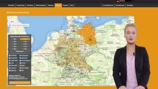 Gebiete buchen | Wie das funktioniert? Wir helfen Ihnen!