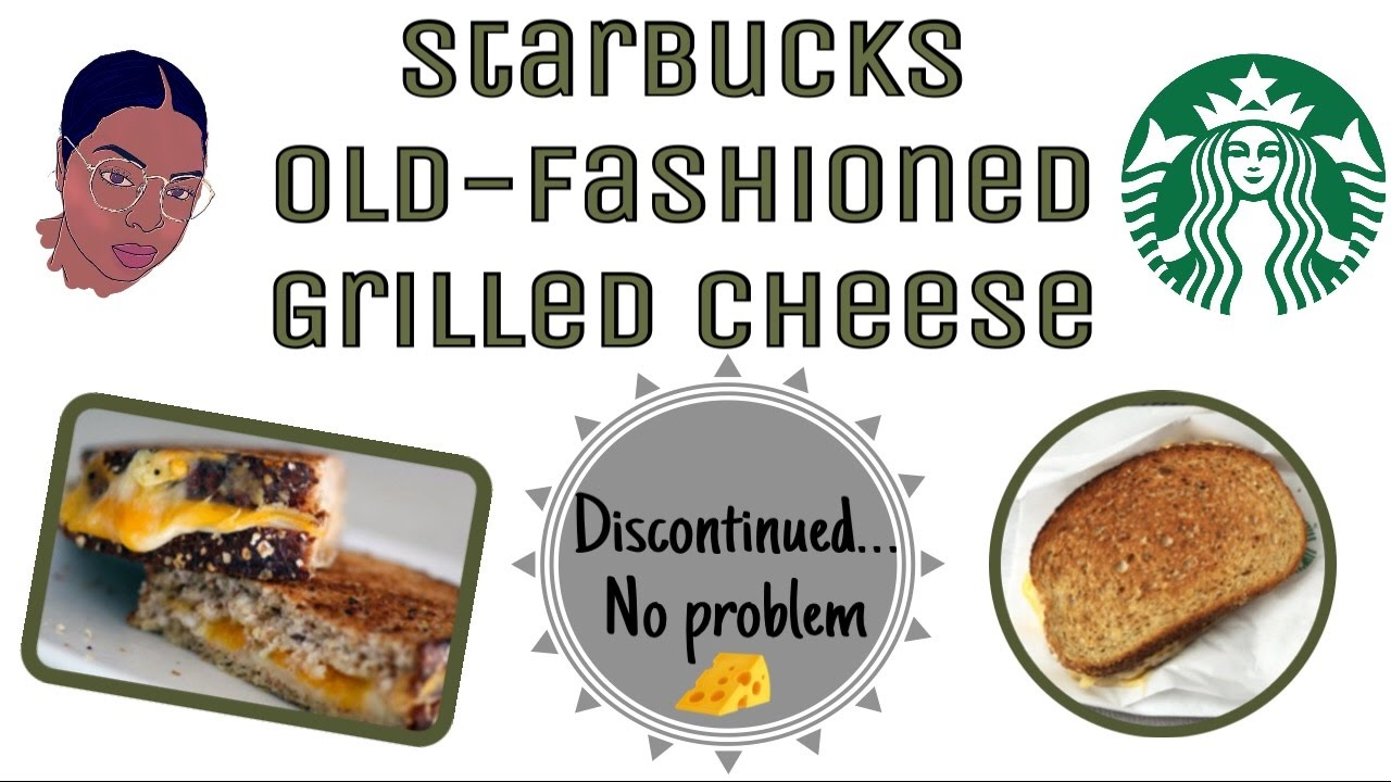 Easy Starbucks Old Fashioned Grilled Cheese