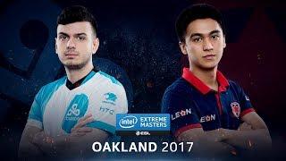CS:GO - Cloud9 vs. Gambit [Mirage] Map 3 - Quarterfinal - IEM Oakland 2017