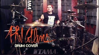 Phil Collins / Philip Bailey - Easy Lover - Drum Cover