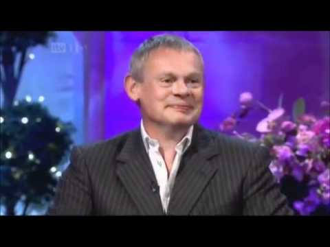 Martin Clunes Interview 2011 and Alec Clunes