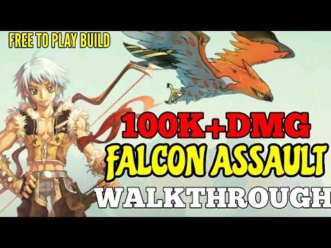 100k dmg falcon assault sniper guide youtube rh youtube com Falcon Books Falcon Bird