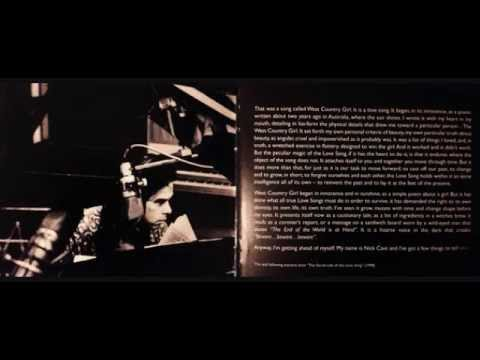 Nick Cave - Secret Life of the Lovesong - Part 6