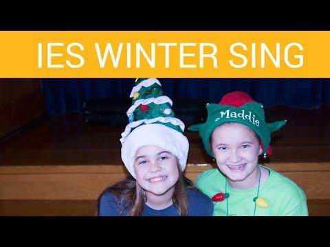 Ithan Elementary School's 2018 Winter Sing
