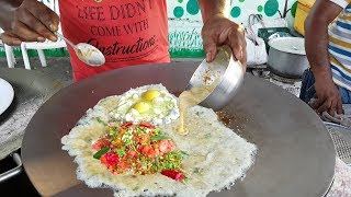 Download Bombay Omelette Curry    Amul Butter Egg Recipe    Street Food Surat    Mouth Watering Street Food Mp3 and Videos