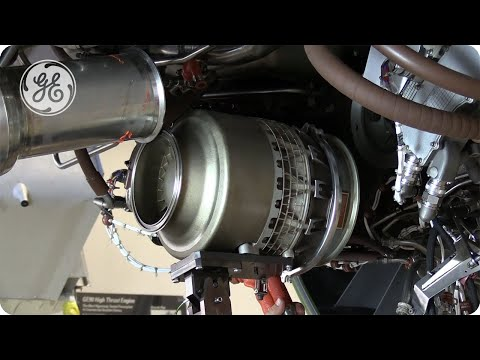 GE90 - Starter Removal & Installation - GE Aviation Maintenance Minute