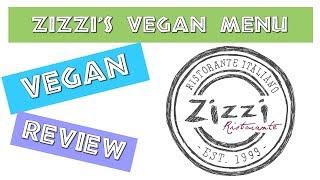 Zizzi's Vegan Menu - A TVG Review