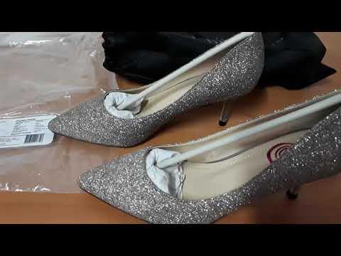Туфли женские из коллекции Валентин Юдашкин и Фаберлик цвет пудровый