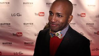 Interview With ADANDE THORNE at BUFFER FESTIVAL