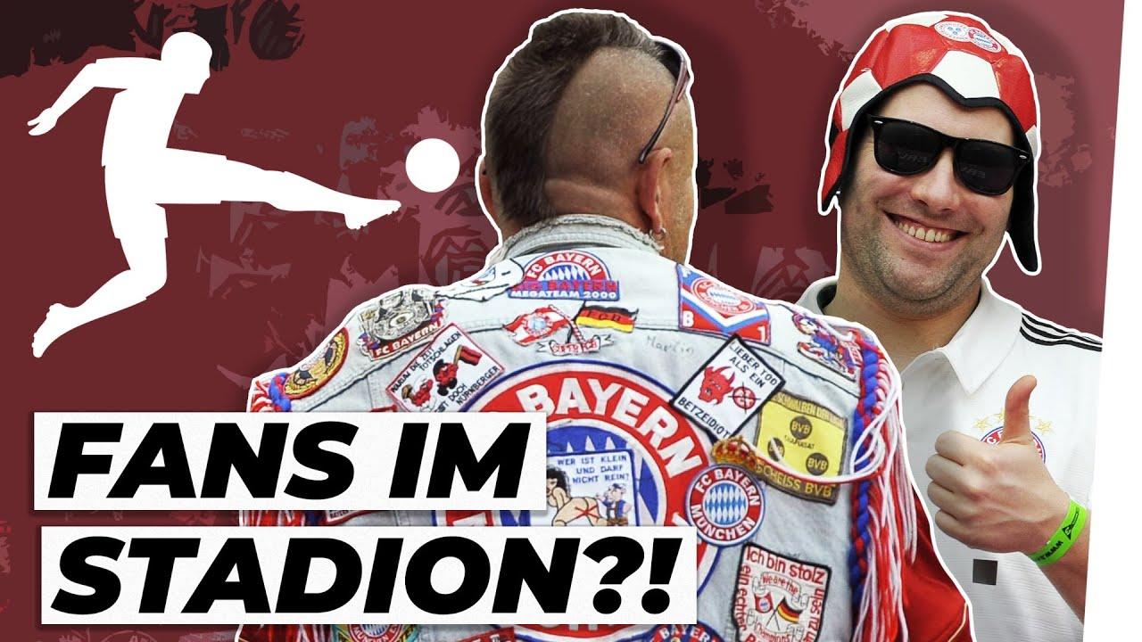 Ende von Geisterspielen! Richtiger Weg der Bundesliga?!