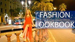 FASHION LOOKBOOK 3 DRESSES