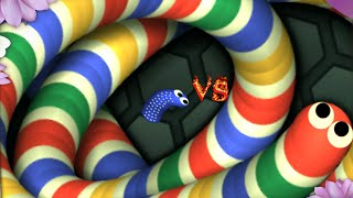 Slither.io - World Biggest Worm Party #Arcadego Party | Slitherio Epic Plays