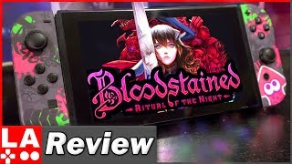 Bloodstained: Ritual of the Night Review | (Nintendo Switch/PS4/Xbox/PC) (Video Game Video Review)