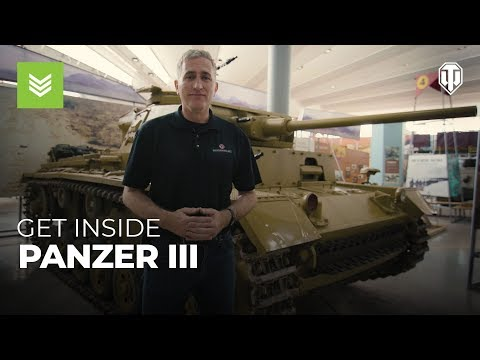 Inside the Chieftain's Hatch: Panzer III - Part 2