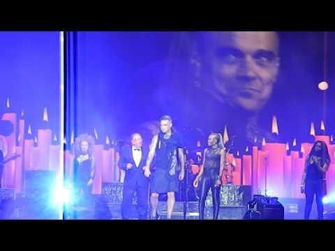 Robbie Williams Tbilisi Georgia  - Angels