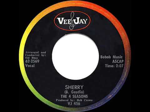 1962 HITS ARCHIVE: Sherry - Four Seasons (#1 Hit)