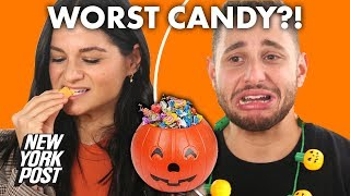 Which is the worst Halloween candy of all time? | New York Post