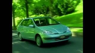 Toyota Prius Nhw10 1997