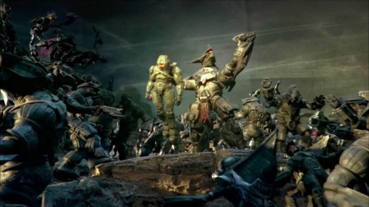 Halo 3 Believe Trailer Hd
