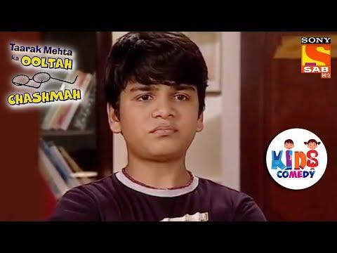 Tapu Is Upset With Himself | Tapu Sena Special | Taarak Mehta Ka Ooltah Chashmah