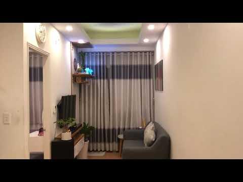 Hoàn thiện nội thất căn 33.9m chung cư Lê Thành Tân Tạo q. Bình Tân