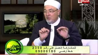 بالفيديو.. خالد الجندي: أئمة الحرم المكي تعرضوا لاعتداءات.. ورأينا شارة «رابعة» أثناء الطواف
