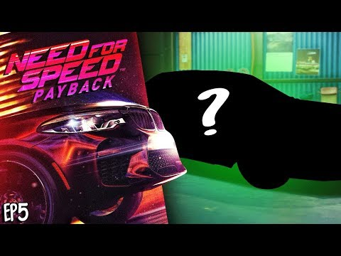 BUYING A NEW RACE CAR! (Need For Speed Payback #5)