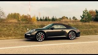 Porsche 911 4S 2016 Тест Драйв и Обзор