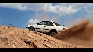 subaru offroading party forester xt outback h6 leone
