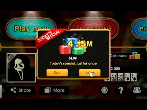 dh texas poker mod apk for android