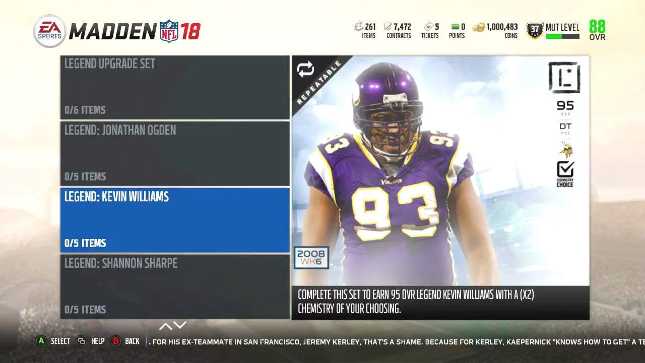 6e882230a Madden 18 Ultimate Team    Which Madden Had Better Legends  Comparing Madden  17 Legends to Madden 18