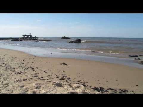 Pesquero en Piedra Lisa, Atlantida, Departamento de Canelones, Uruguay.