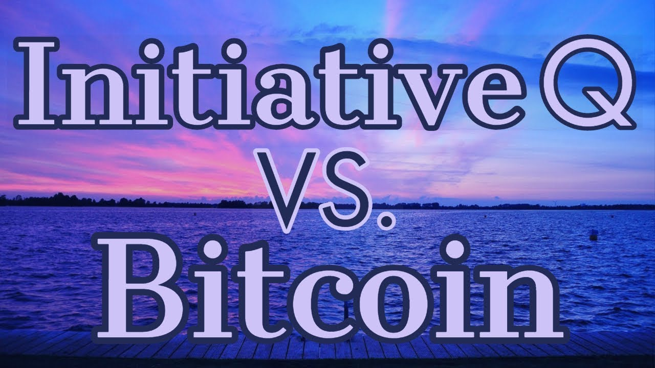 Is Initiative Q The New Bitcoin?! | Can It Replace Cryptocurrencies?!