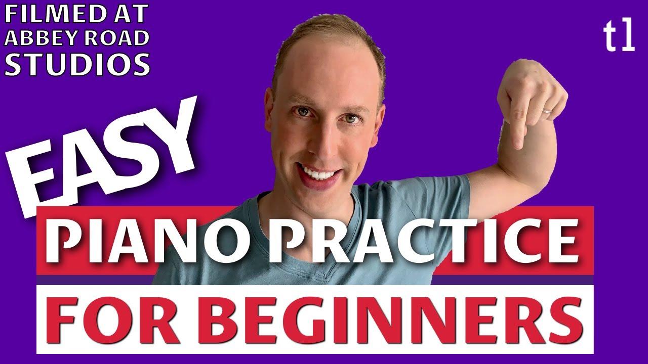 Beginner Piano Exercises