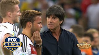 25th Most Memorable FIFA World Cup Moment: Mario Goetze
