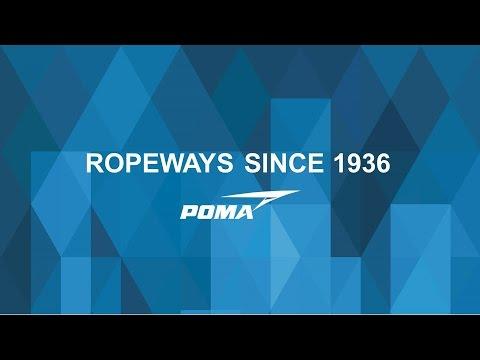 POMA Ropeways since 1936