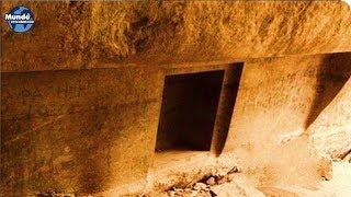 Portal antigo encontrado nas profundezas dos Andes!