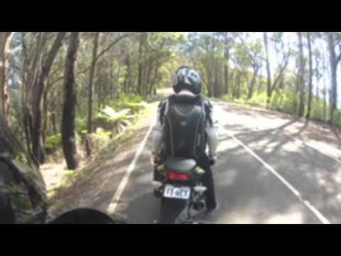 RidingWithTom Group Ride - Reefton Spur Descent
