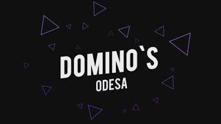 Пиццерия Domino's Pizza. Одесса.