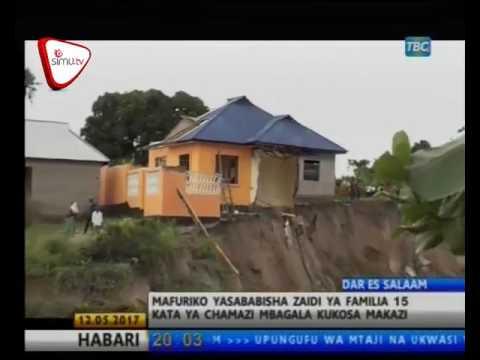 Mafuriko Yaleta Maafa Chamazi Mbagala