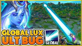 GLOBAL URF LUX LASERS!! (FUNNY SNIPES) - BunnyFuFuu | League of Legends