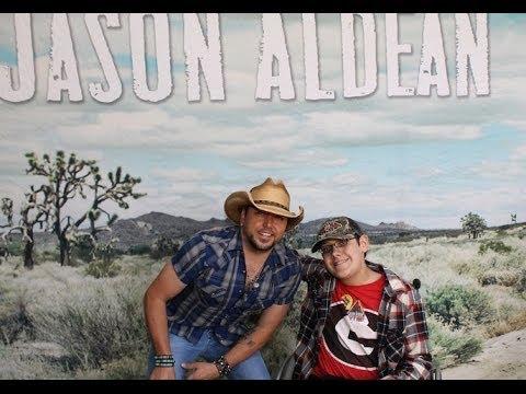 Elijah Meets Jason Aldean