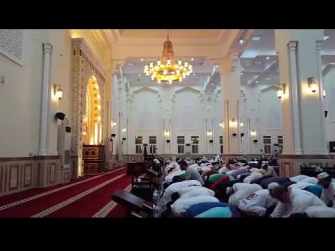 Salat Al-Taraweeh Prayer at Wakra Qatar 15.06.2016 (1437, 11 رمضان)