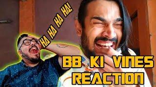 BB KI VINES REACTION   Itni Thand English Jhand  