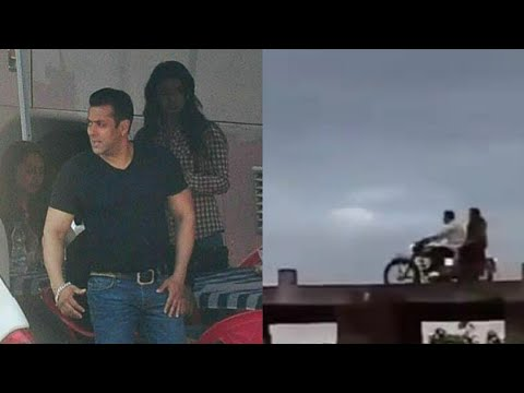 Salman Khan and Sonakshi Sinha Shoot Romantic Song For Dabangg 3 in Phaltan