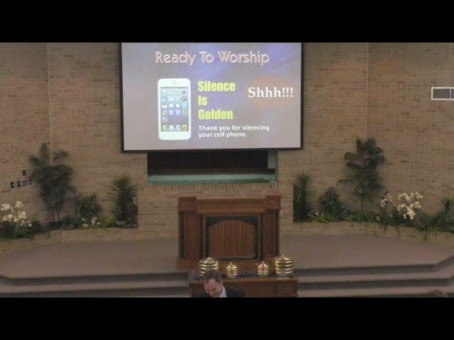 We Preach Christ - The Beginning & The End - 9/5/21