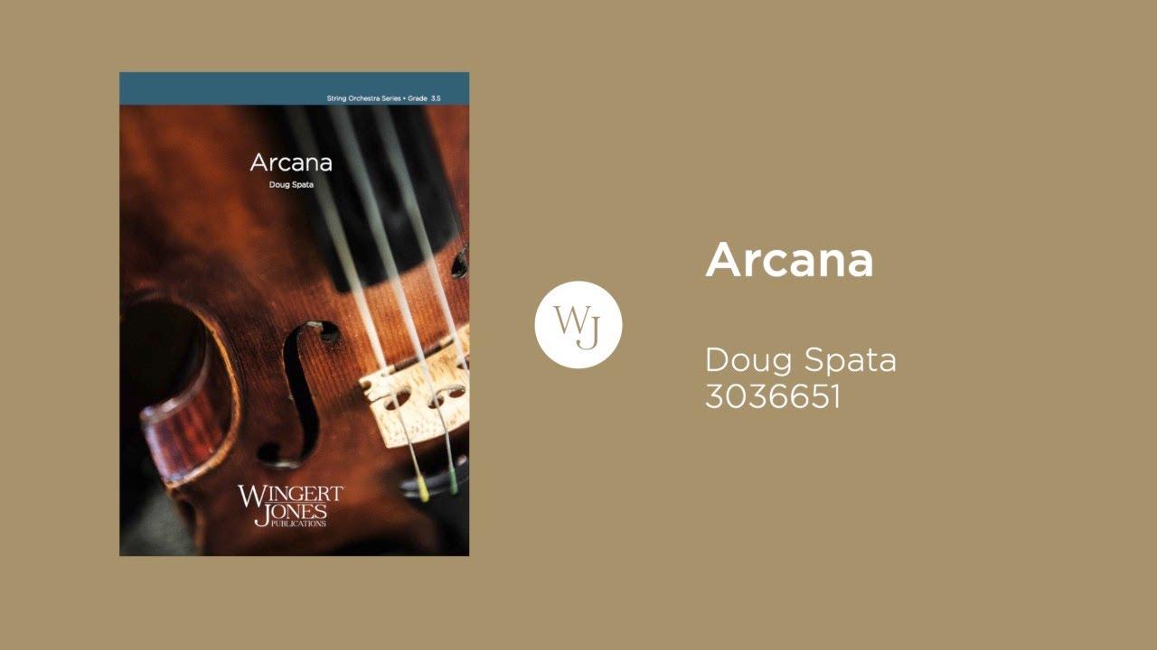 Download Arcana - Doug Spata - 3036651